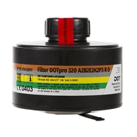 MIRA Safety DotPro 320 40mm Gas Mask Filter