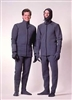 LANX CPU Chemical Protective Undergarment NBC Suit Set