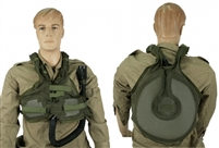 Air recirculating Cooling vest