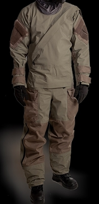 Kokatat AP-PPE, All Purpose, Personal Protective Ensemble, CBRN military chemical biological protective suit