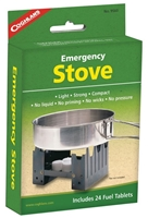 Camp Stove with fuel tablets