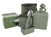 Yugoslavian Mess kit with KFS