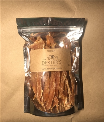 Dexter's Chicken Jerky (8 oz)