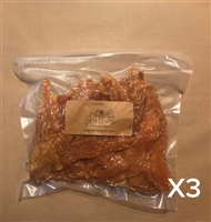 Dexter's Chicken Jerky (Plain) (3 lb)