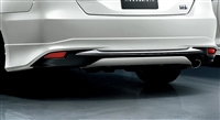 Camry Modellista Rear Skirts