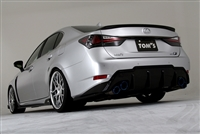 TOM'S GS F Carbon Rear Bumper Diffuser