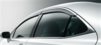 Lexus HS Side Window Visor Set