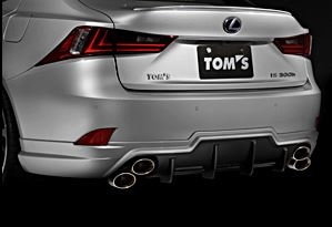 TOM'S IS F-Sport Body Kit Set