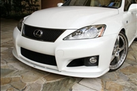 LEXON IS F Front Lip Spoiler Carbon