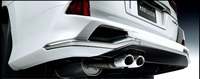 Modellista LX Rear Diffuser and Exhaust