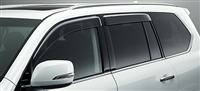 Lexus LX Side Window Visor Set