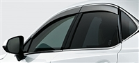 Lexus NX Side Window Visor Set