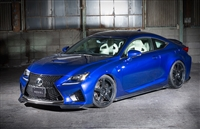 NOVEL Lexus RC F Aero Kit FRP