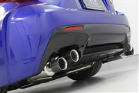 AIMGAIN RC F DRAG MUFFLER (CARBON TAIL)