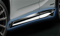TRD RX F-SPORT Side Skirts