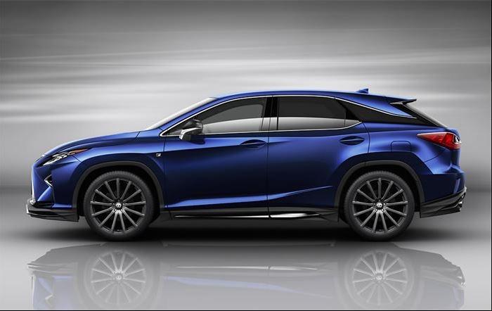 Subaru Legacy 3.6R >> TRD RX F-SPORT Side Skirts BLACK EDITION