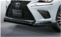 TRD RX F Sport Front Spoiler