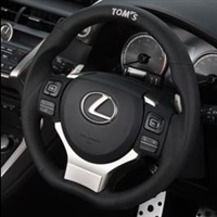 TOM's Steering Wheel Leather