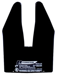 M12 BLACK PERMATRIM FOR MERCURY 4-STROKE 30,40, 50, & 60HP ENGINES WITH STANDARD LEG