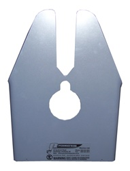 M8 GREY PERMATRIM FOR YAMAHA 2-STROKE AND 4-STROKE MOTORS 150-225HP ON SINGLE ENGINE BOATS LARGER THAN 23 FT.