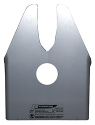 M8 SILVER PERMATRIM FOR HONDA & MARINER MOTORS 150-225HP ON SINGLE ENGINE BOATS LARGER THAN 23 FT.
