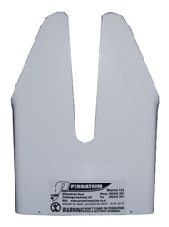 S5 WHITE PERMATRIM FOR JOHNSON/EVINRUDE 4 STROKE MOTORS 40-60HP