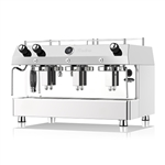 Fracino 3 group fully automatic traditional espresso coffee machine