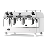 FRACINO  CONTEMPO 3 GROUP FULLY AUTOMATIC DUEL FUEL ESPRESSO COFFEE MACHINE