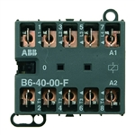 POWER CONTACTOR 230 V RESISTIVE LOAD 6 A
