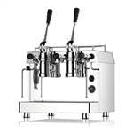 Fracino RETRO 2 group lever coffee machine