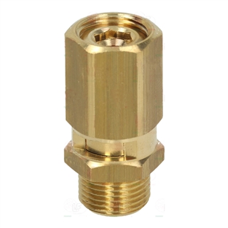 FIORENZATO 3/8 BOILER SAFETY VALVE 1.8 BAR ECONOMY