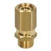 PAVONI   3/8 BOILER SAFETY VALVE 1.8 BAR   ECONOMY
