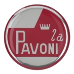 PAVONI EUROPICCOLA LOGO STICKER