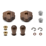Lelit Mara wooden handle conversion kit. PLA2200