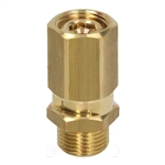 LA SCALA   3/8 BOILER SAFETY VALVE 1.8 BAR   ECONOMY
