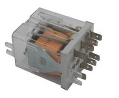 24V AC 10AMP 2 CONTACT RELAY   GAGGIA