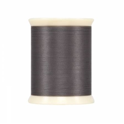 Gray MicroQuilter 100wt Poly Thread
