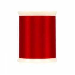 Bright Red MicroQuilter 100wt Poly Thread