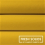 Gold Fresh Solids Fabric 0008