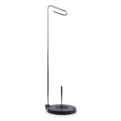 Single Cone Thread Stand With Metal Base