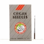 Organ Flat Shank HLx5 Machine Needles 10 Pack