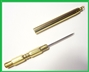 Brass Needle Threader