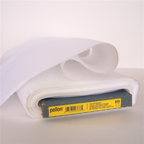 Pellon 809 Decor Bond Fusible White Stitchintheditch Com Canada