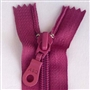 "14"" Zipper Closed Bottom Magenta Among Brenda's 257"