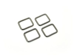 Rectangle Ring 4pack Bag Hardware AK-5-20S