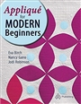 Applique for Modern Beginners Book AQS12520