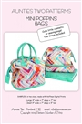 Mini Poppins Bag Pattern By Aunties Two Patterns