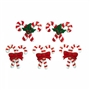 Peppermint Pairs Buttons BG-4827