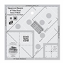 Creative Grids Square on Square Trim Tool -3in or 6in Finished  CGRJAW7