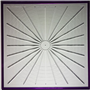 "Crosshair Ruler The Ultimate – 24 Point 12.5"" x 12.5"""